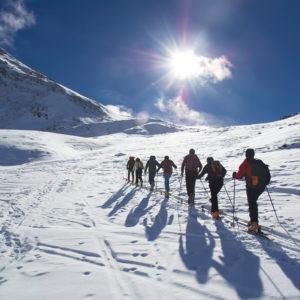 bureau-guides-meribel-ski-randonnee-premiere-montee